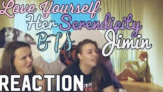 "BTS ""LOVE YOURSELF Her 'Serendipity'"" MV REACTION"