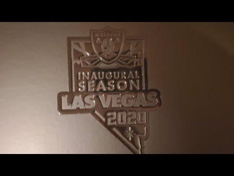 Las Vegas Raiders Season Ticket Unboxing By: Mason Riggs