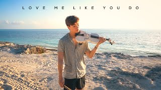 Love Me Like You Do - Ellie Goulding - Violin Cover by Alan Milan