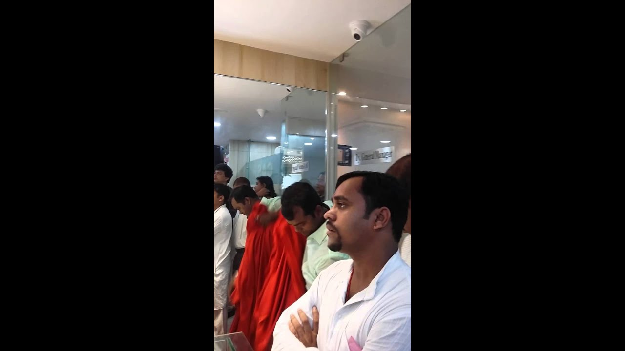 P.C Chandra Jewellers showroom opening in Baruipur - YouTube