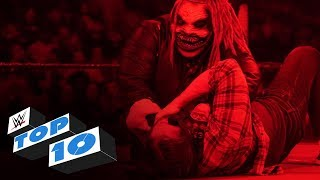 Top 10 Friday Night SmackDown moments: WWE Top 10, Nov. 29, 2019