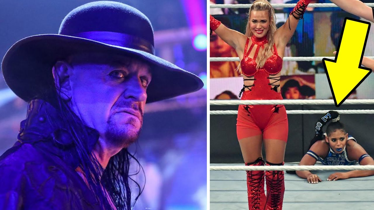 Download Thank You, Undertaker! Bad WWE Booking! WWE Survivor Series 2020 Review | WrestleTalk News