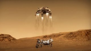 Dangerous Landing of Perseverance Mars Rover is a Critical 7 Minutes for WashU Professor