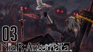 NieR Automata | EP 3 | ¿MAQUINAS?
