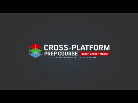 McGraw-Hill Education Cross-Platform Test Prep Course