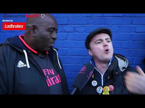 Everton 2-5 Arsenal | You Can Spend All The Money In The World & Still Be Crap (Everton Fan)