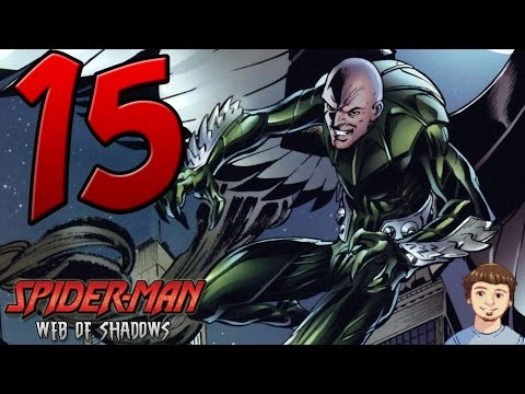Spider-Man: Web of Shadows Walkthrough - PART 15 - Vulture ...