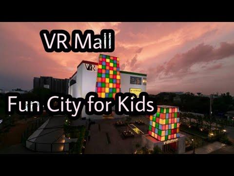 VR Chennai Mall | Fun City | ⚽ விளையாடலாம் வாங்க ⚽