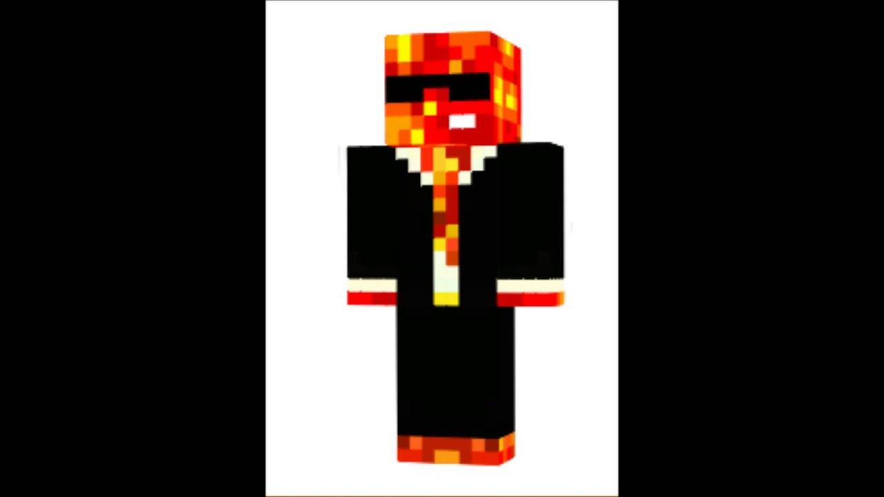 MineCraft Skins Episode Lava Mob YouTube - Mob skins fur minecraft