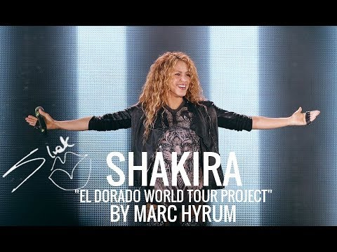 "Shakira ""Estoy AquiDonde Estas Corazon?"" RESTORED  DVD EDITION"