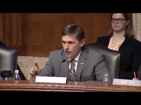 Heinrich Questions BLM On Border Patrol And Public Lands Management