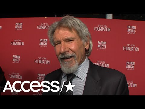 Harrison Ford Shares An 'Indiana Jones V' Update  Access