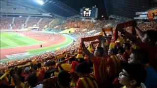 150221 Selangor vs Johor DT @ Shan Alam Stadium