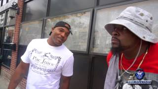 """MATH HOFFA CRASHES ILL WILL INTERVIEW """" I WAS SUPPOSE TO BATTLE THE WINNER"""""""
