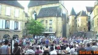 Visite de sarlat la canéda,capitale du Périgord noir.