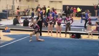 Tyler Jeschke - Salto Invite 2012 Gymnastics Meet Review