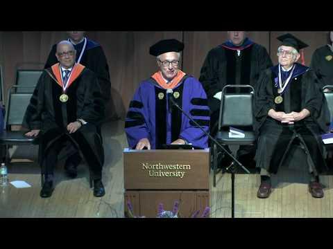 2017 Northwestern Engineering Professional Master's Degree Graduation
