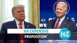 'Trump administration's Covid vaccine distribution plan lacks detail': Joe Biden