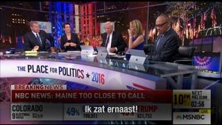 NOS The Series: Oh what a night: de ontknoping van Trump vs Clinton