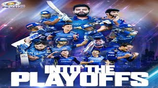IPL 2020 | Mumbai Indians Qualified for Playoff |
