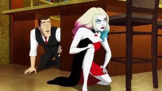 Harley Quinn 2x10   Harley Wakes Up Handcuffed with Joker