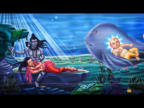 Shiva Story | Indian Mythology | How Yoga was born?