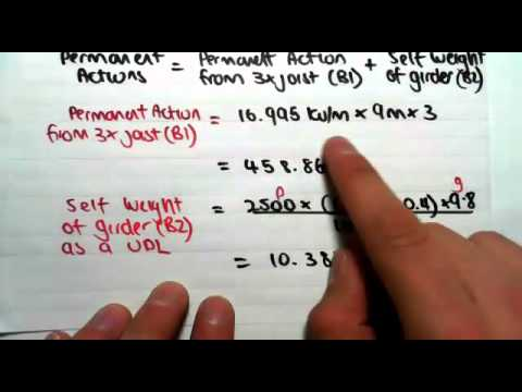 how to calculate work load