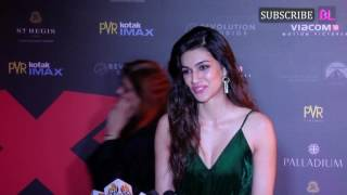 vuclip Kriti Sanon at premiere of film XXX : Return of Xander Cage