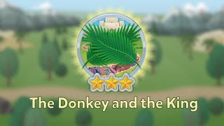The Donkey and the King | BIBLE ADVENTURE | LifeKids