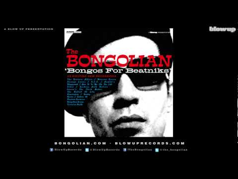 The Bongolian 'Pretty Bertie' [Full Length] - from 'Bongos For Beatniks' (Blow Up)
