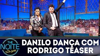 Baixar Danilo dança com cover do Michael Jackson   The Noite (24/09/18)