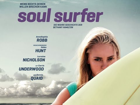 SOUL SURFER | Trailer deutsch german [HD]