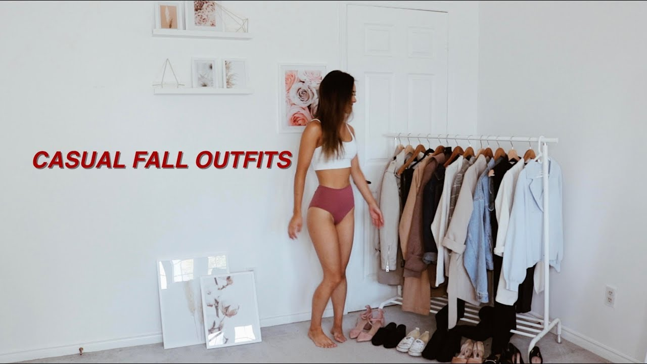 [VIDEO] - CASUAL FALL OUTFIT IDEAS 7
