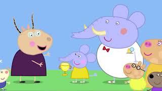 Свинка Пеппа мультик для детей все серии подряд