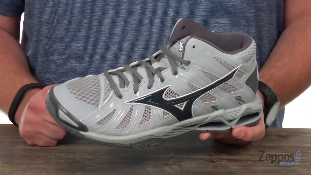 mizuno wave tornado x2 mid test low