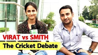 Is Smith The Greatest Test Batsman of Modern Era? #Ashes2019 | Smith vs Virat  | Sports Tak