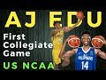 AJ Edu Game Review: FIRST Game for Toledo Rockets US NCAA 2018 19