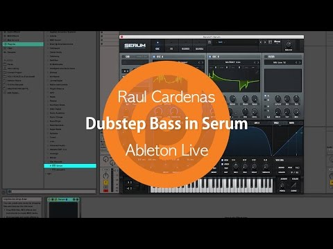 Vice City | Zomboy Dubstep Bass in Serum | Ableton Live