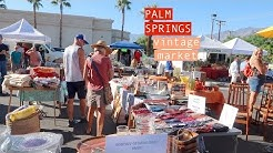 PALM SPRINGS VINTAGE MARKET - OUR BOOTH! I A THRIFTY MISS