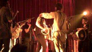 Edward Sharpe and the Magnetic Zeros - Om Nashi Me - Regent Theater in Downtown L.A 4/30/09