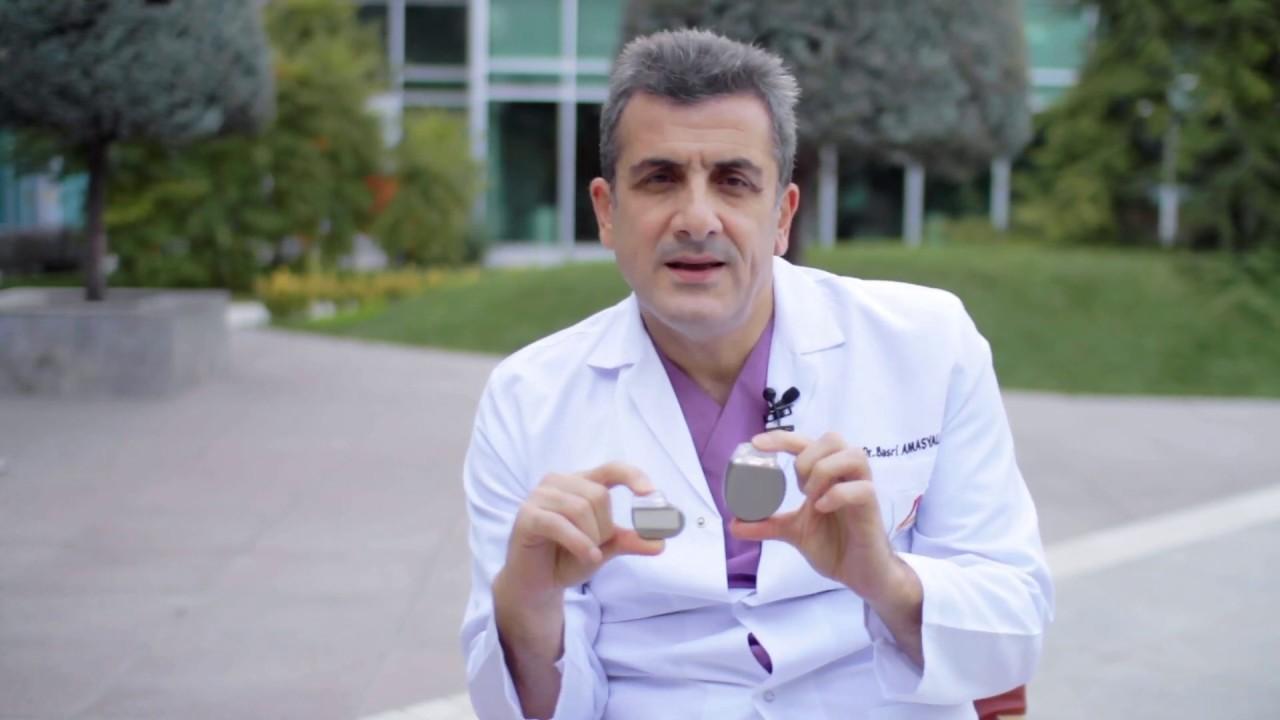 Prof.Dr. Basri Amasyalı - Kalp Pilleri