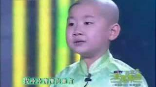 王陶阳 Taoyang Wang - peking opera wonderkid - 文昭关