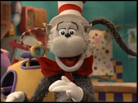 Dr Seuss The Cat In The Hat Live Show