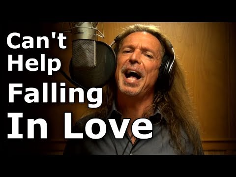 How To Sing Live - Elvis Presley - Can't Help Falling In Love - Ken Tamplin Vocal Academy