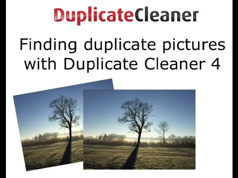 Finding Duplicate Pictures With Duplicate Cleaner