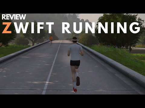 Zwift Running...Is It Any Good?! (Review)
