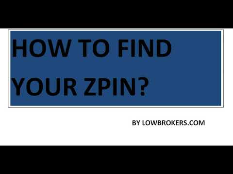 HOW TO FIND YOUR ZERODHA ZPIN ?