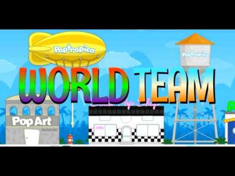 World Team - Mohombi - Turn It Up