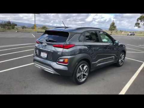 2018 Hyundai Kona Ultimate AWD CUV Quick Look