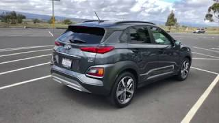 2018 Hyundai Kona Ultimate AWD CUV Quick Look